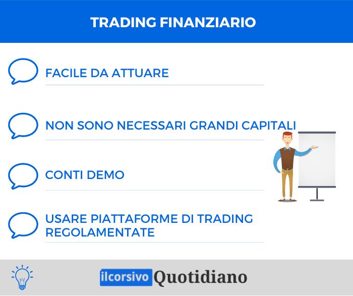Trading finanziario - Consigli